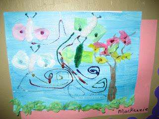 fun, plants, craft, art, easy, kids