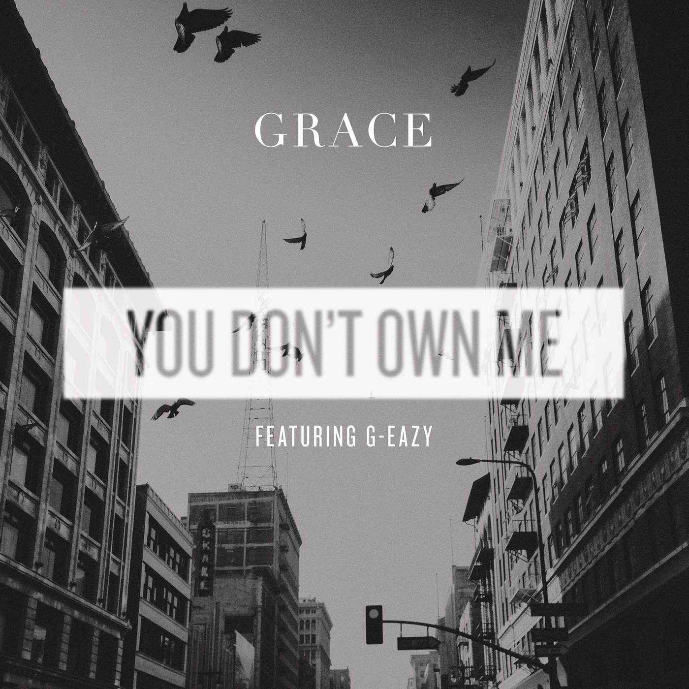 Grace - You Don't Own Me (feat. G-Eazy) - Single Cover