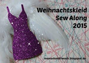 Weihnachtskleid Sew-Along 2015