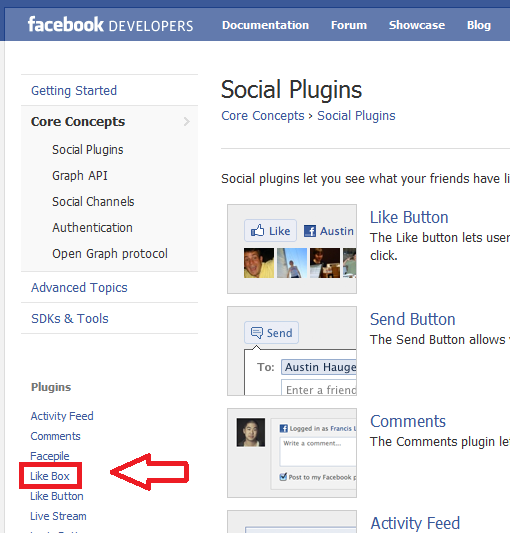 how to add likes on facebook