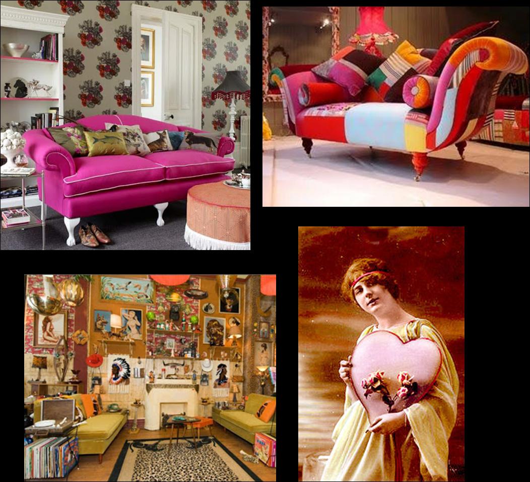 Estilos Decoracion Kitsch ~ Estilo KITSCH moda o antimoda