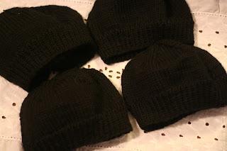 monks' skull caps