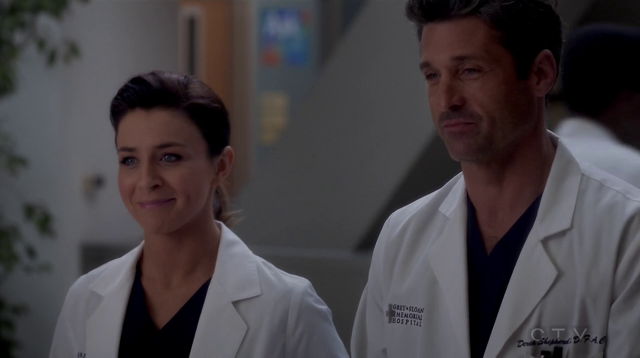 Grey's Anatomy 11x18