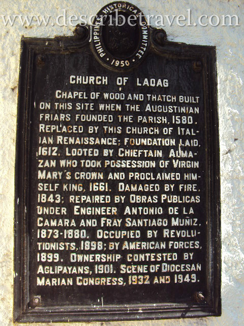 Church of Laoag