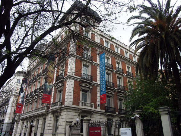 Palacetes de madrid julio 2013 for Oficinas mapfre castellon