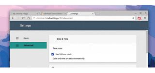 Cara Merubah Tampilan Google Chrome  Menjadi Material Design