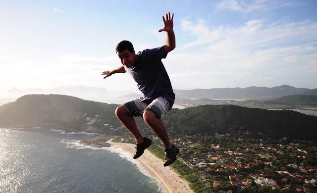 Rio de janeiro, Niteroi, itacoatiara, costao, morro, praia, trilha, aventura, visual, praia oceânica, itaquatiara, mirante, por do sol, vista, passeio, férias, fotografia, voando