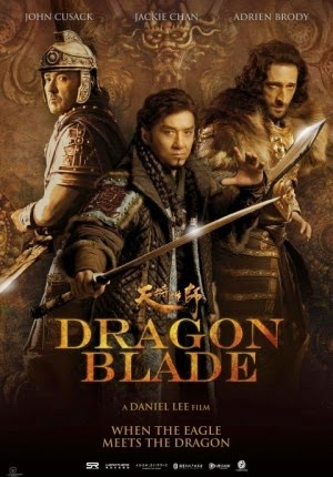 Film Dragon Blade (2015)