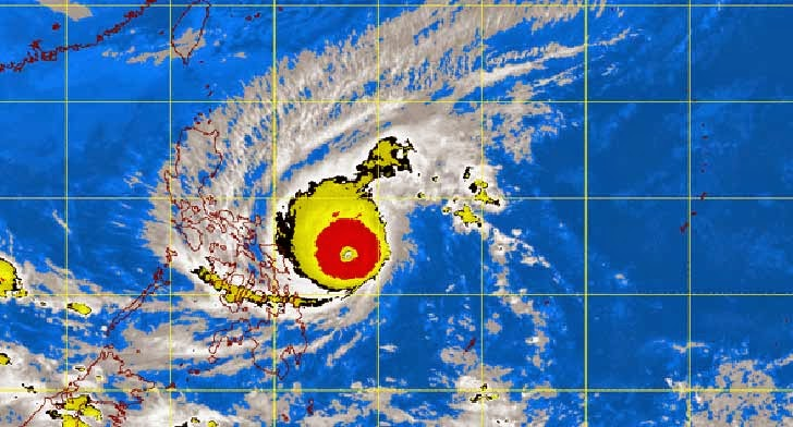 Super Typhoon Ruby
