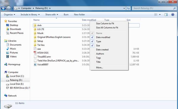 Thủ thuật tìm kiếm hữu dụng trên Windows