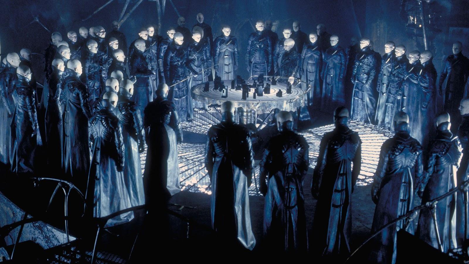 darkcity9809 - Viviendo en el Holograma 3 : Conoce a los Maestros de la irrealidad.