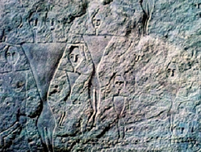Bronze Age Chinese petroglyphs depict 'frantic' sexual imagery