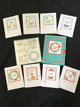 June Stamp of the Month Card Project