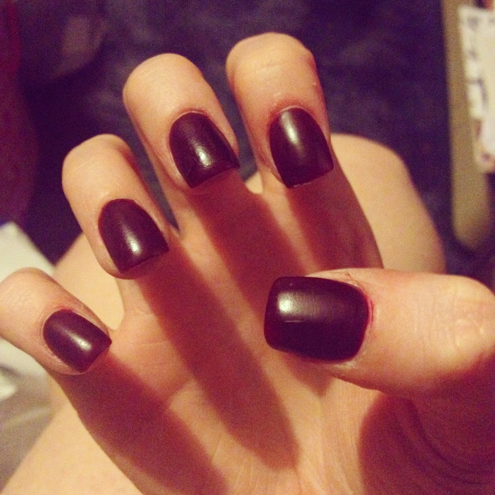 Trend Of Days.: TLC after acrylic nails!
