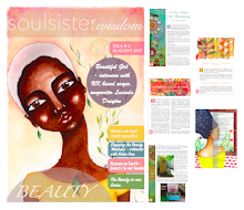 As Seen in SoulSister Wisdom Magazine