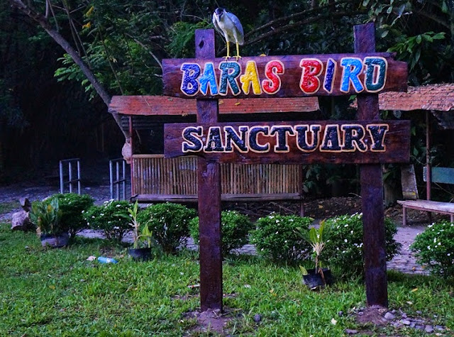baras bird sanctuary