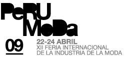XII FERIA INTERNACIONAL PERU MODA