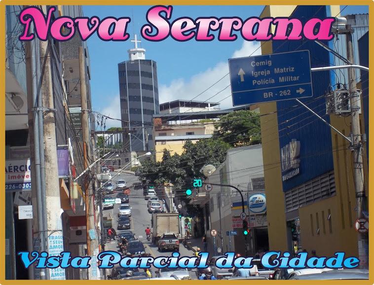 Nova Serrana Vista Parcial