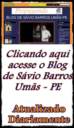 Blog do Sávio Barros