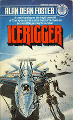 'Icerigger' by Alan Dean Foster