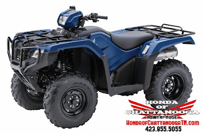 2014 TRX500 Foreman ATV SALE Price Honda of Chattanooga