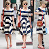 Outfit Inspiration: Taylor Swift for Nautical Stripes