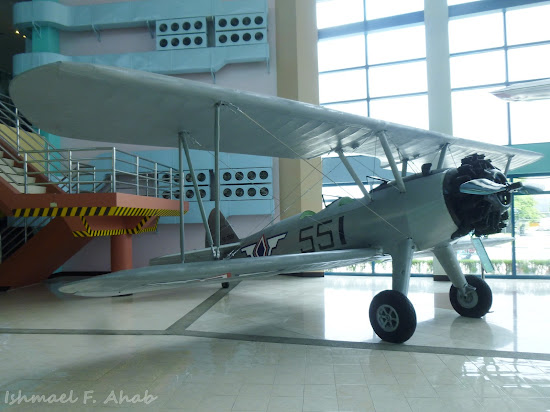 Boeing Stearman in PAF Aerospace Museum