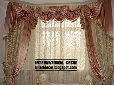 اجمل موديلات ستائر contemporary-curtain