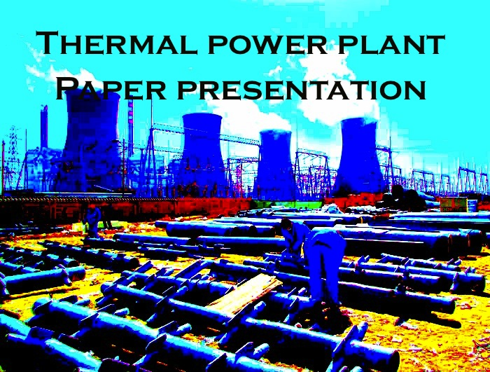 power plant thesis A photovoltaic power station,  major milestones in the development of a new photovoltaic power plant are planning consent, grid connection approval,.