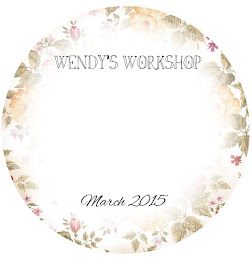 WENDY'S WORKSHOP MARCH 2015 £8.00