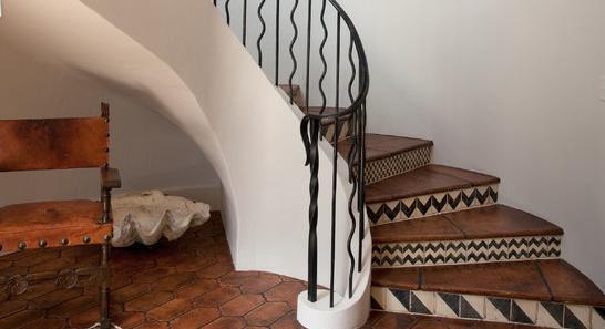 Fotos de escaleras hacer una escalera for Como trazar una escalera de caracol de concreto