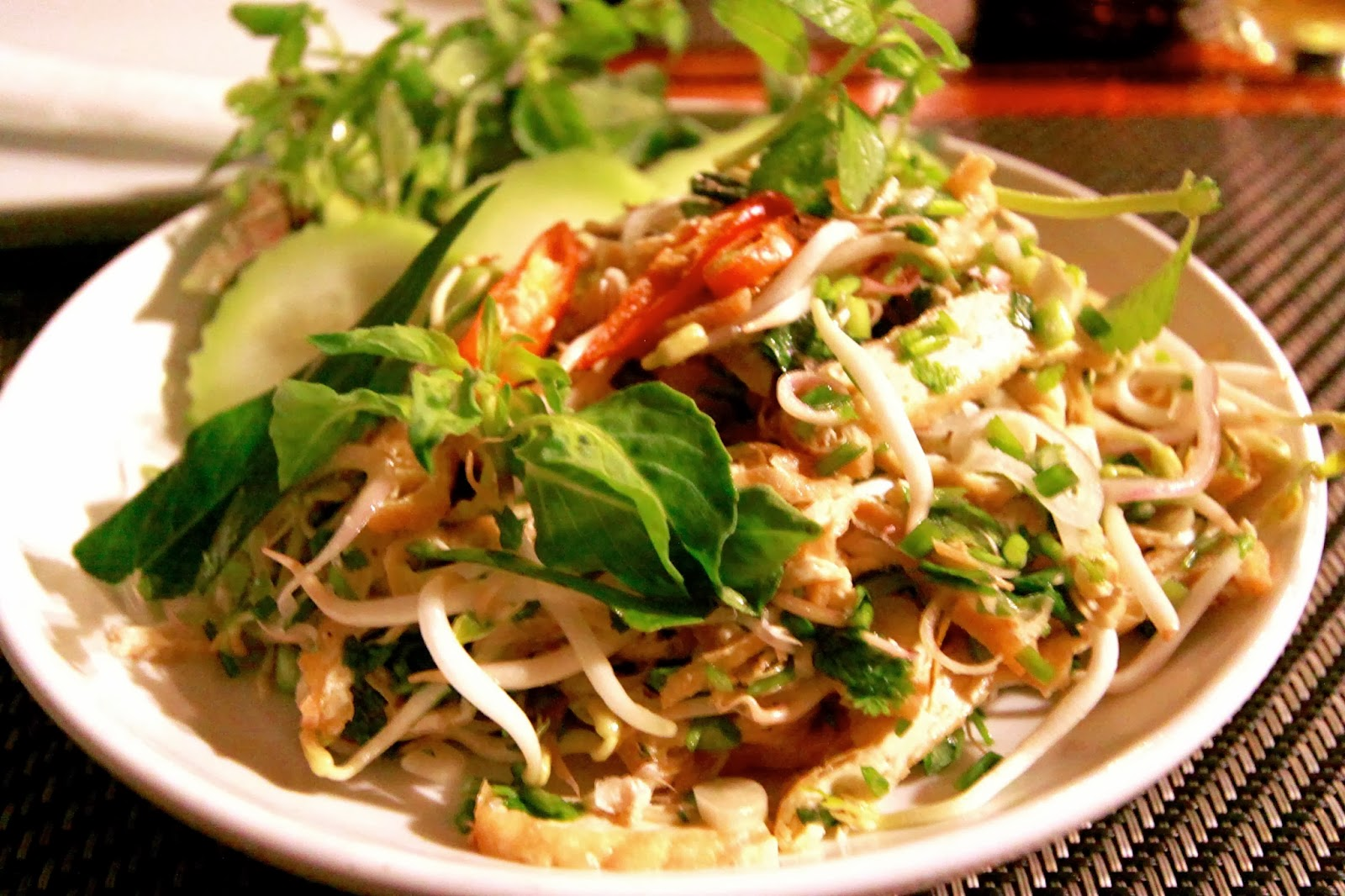 Bamboo Thai Cafe Sri Gombak Menu