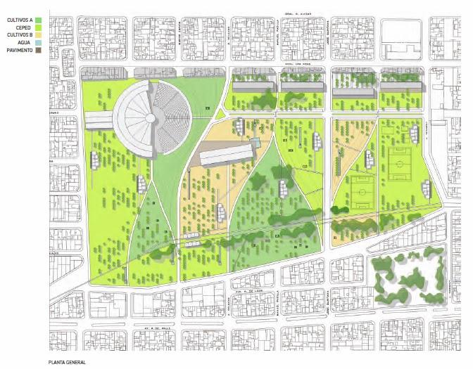 Parque Federal  La puesta en valor del Parque Federal ha sido un desafío que se dispuso a encarar el Gobierno de la ciudad, en conjunto con el Gobierno de la provincia y los vecinos.