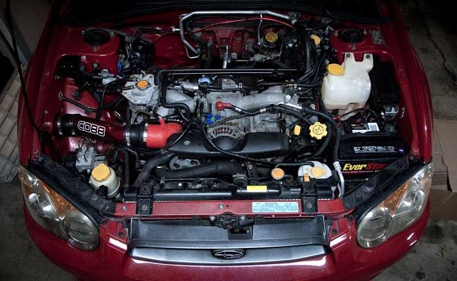 Động cơ xe hơi