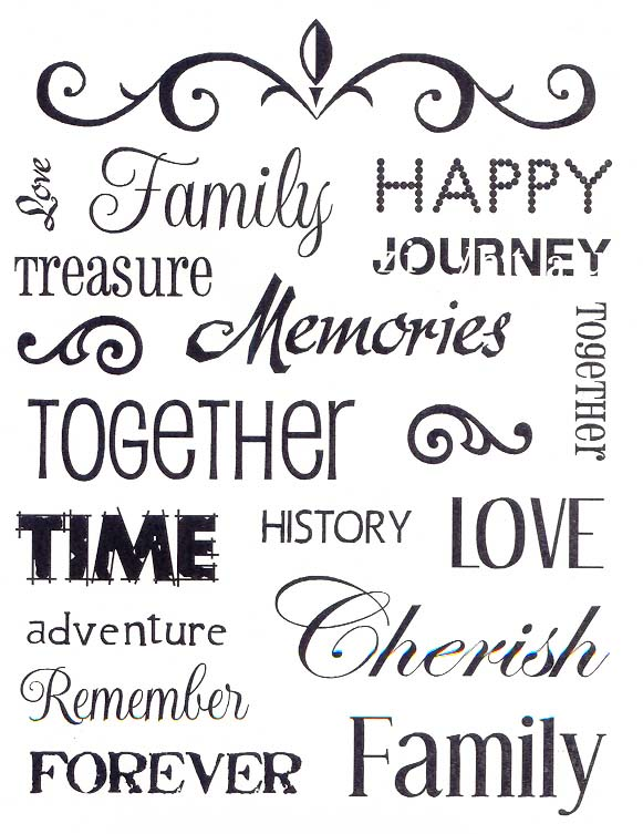 Let s blog it and share   Family Quote Images