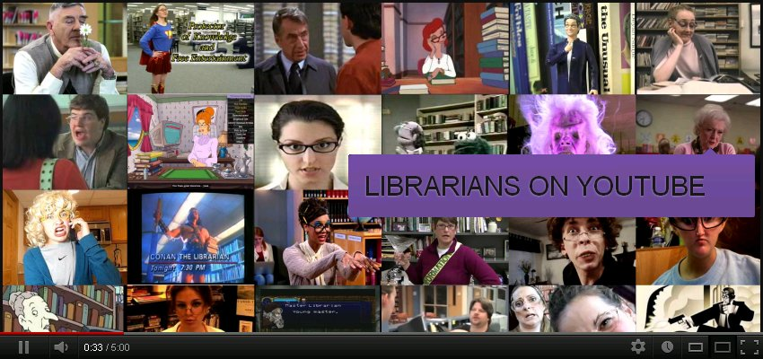 Librarians On YouTube