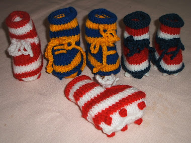 New NRL and AFL coloured Football booties