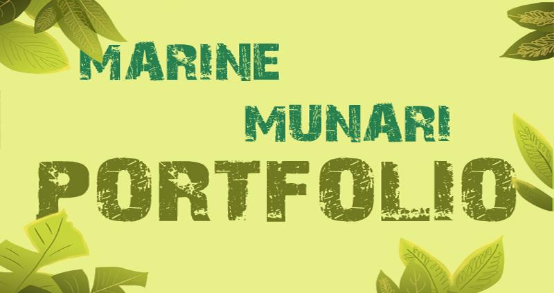 Marine Munari Portfolio