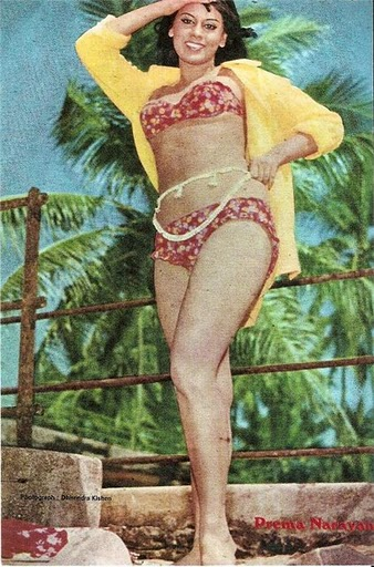 old actress Prema Narayan Hot