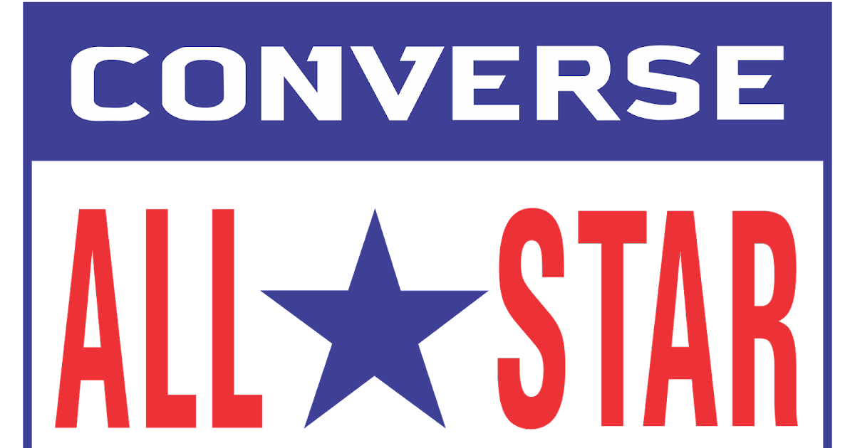 converse all star design part2 logo vector format cdr