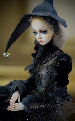 Куклы в стиле бохо своими руками 48
