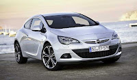 Review : Opel Astra GTC