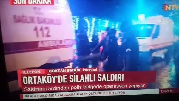 Ένοπλη επίθεση Κωνσταντινούπολη: Μακελειό σε νυχτερινό κέντρο την Πρωτοχρονιά