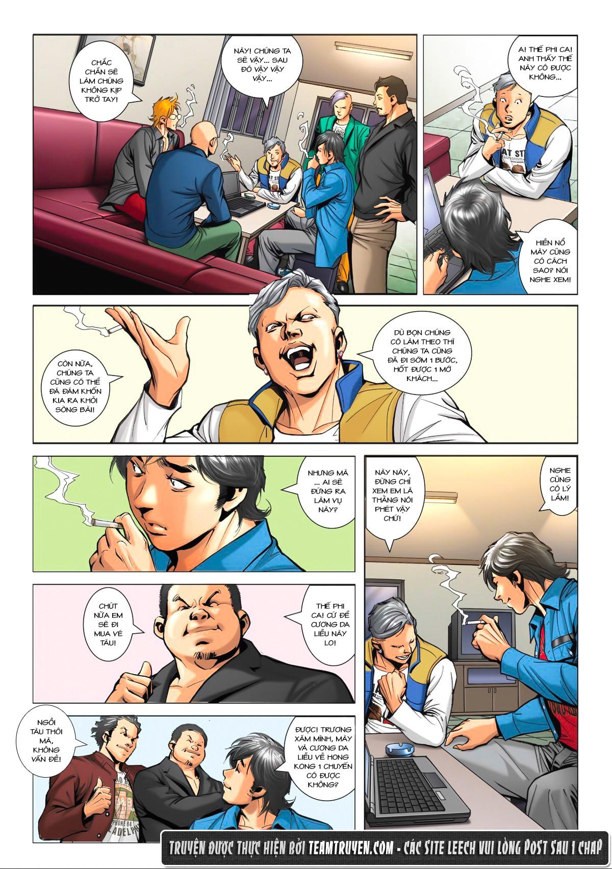 Người Trong Giang Hồ Chap 1567 - Next Chap 1568