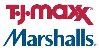 T.J.Maxx logo Marshalls logo