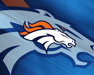 Broncos Horse Logo HD Wallpaper