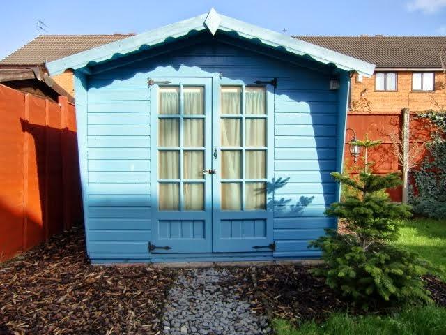 My Blue Summer House