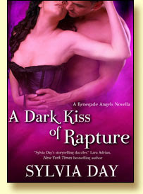 A Dark Kiss of Rapture, Sylvia Day