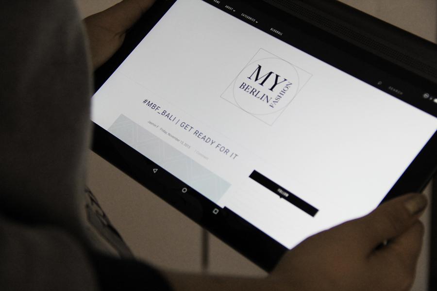 myberlinfashion blog tablet