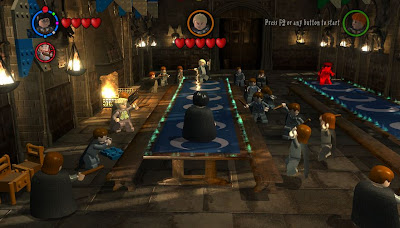 LEGO Harry Potter: Years 1-4 Screenshots 1